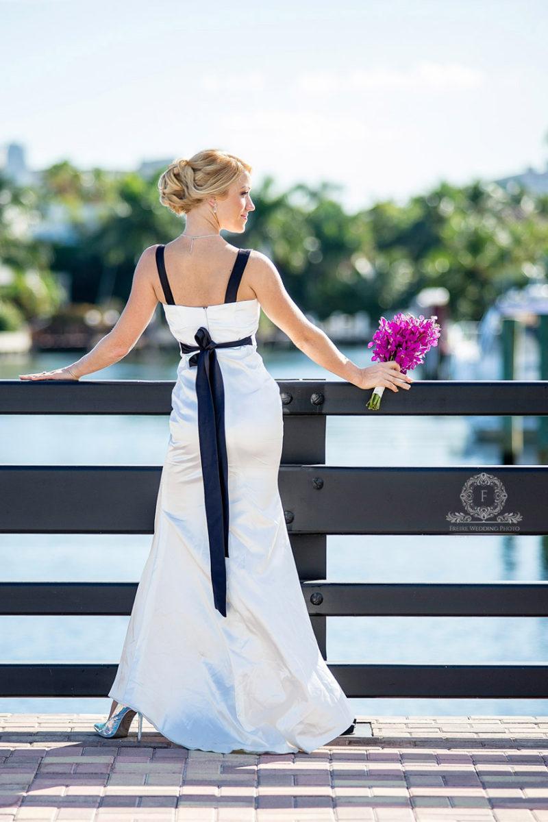 Alena Fede S Bridal Dresses Photoshoot In Sunny Miami