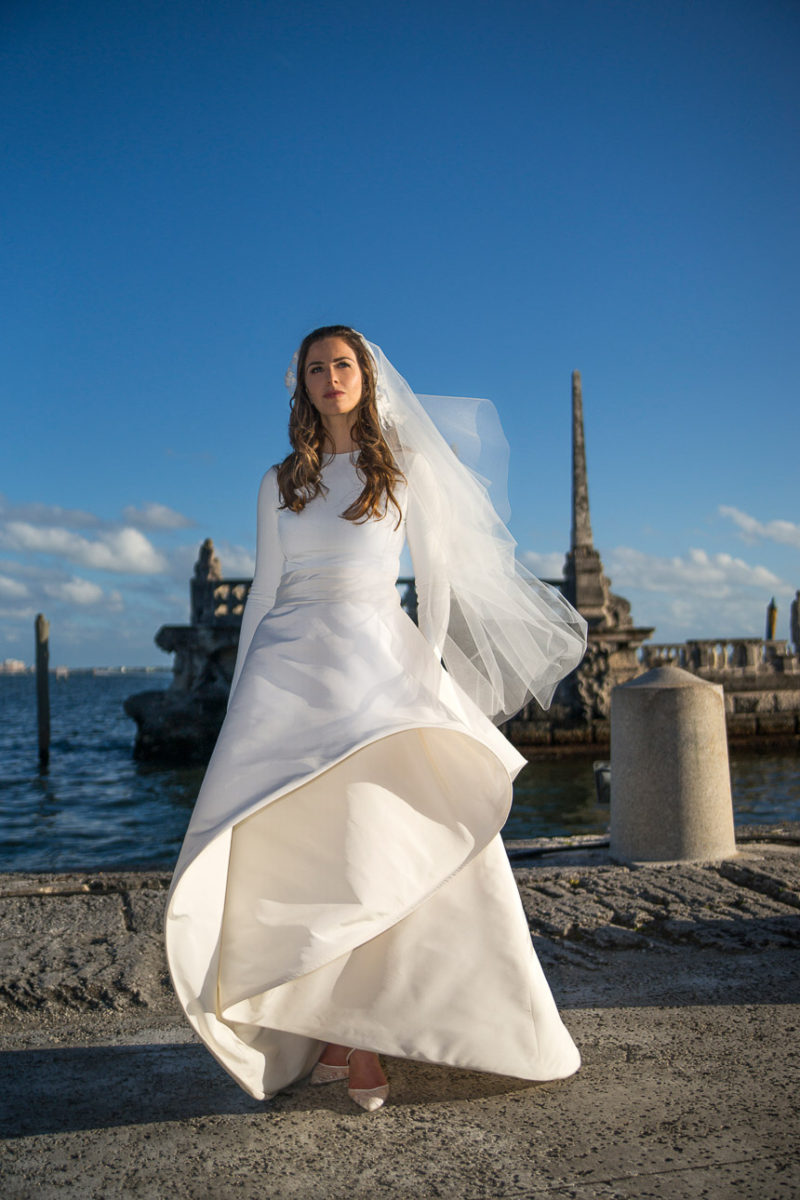 Vizcaya Wedding   Lara and Richard   Miami Wedding Photographer