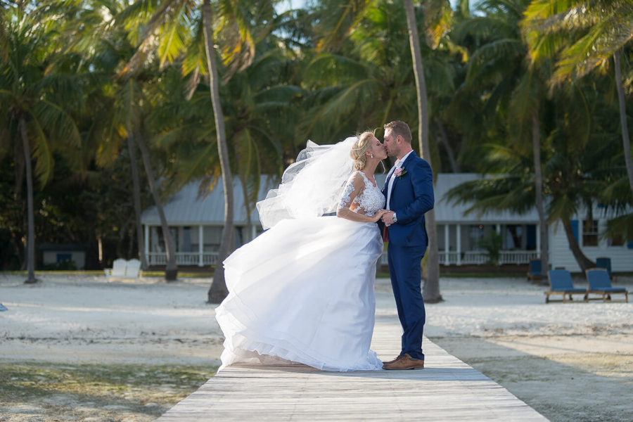 luxury elopement in Islamorada