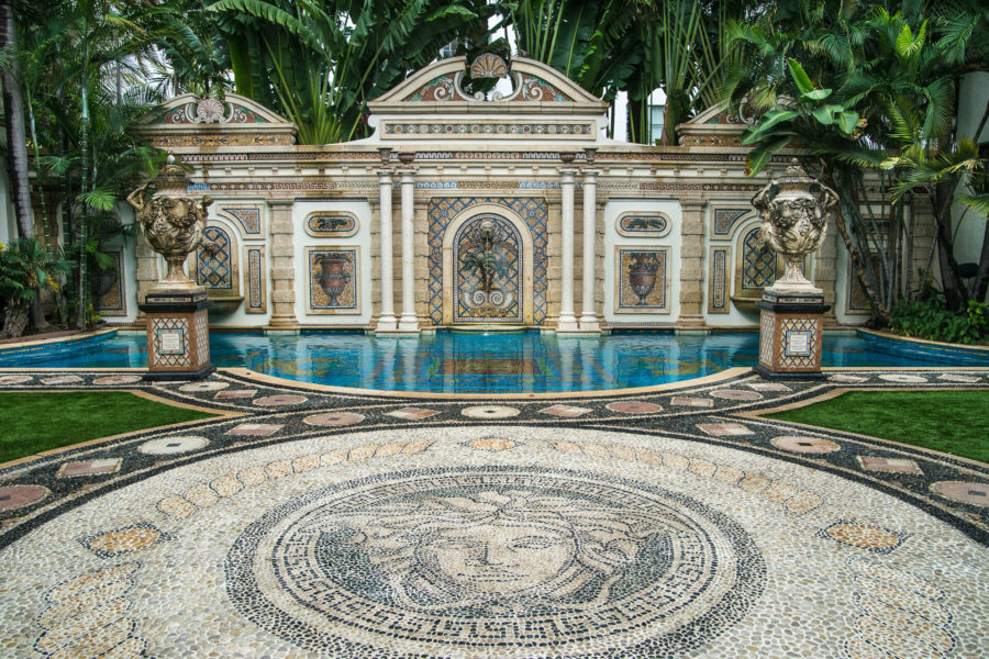Versace Mansion Luxury Wedding Inspiration