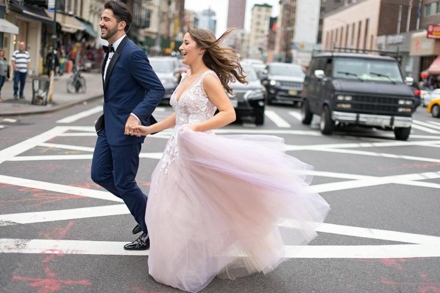 SoHo NYC wedding