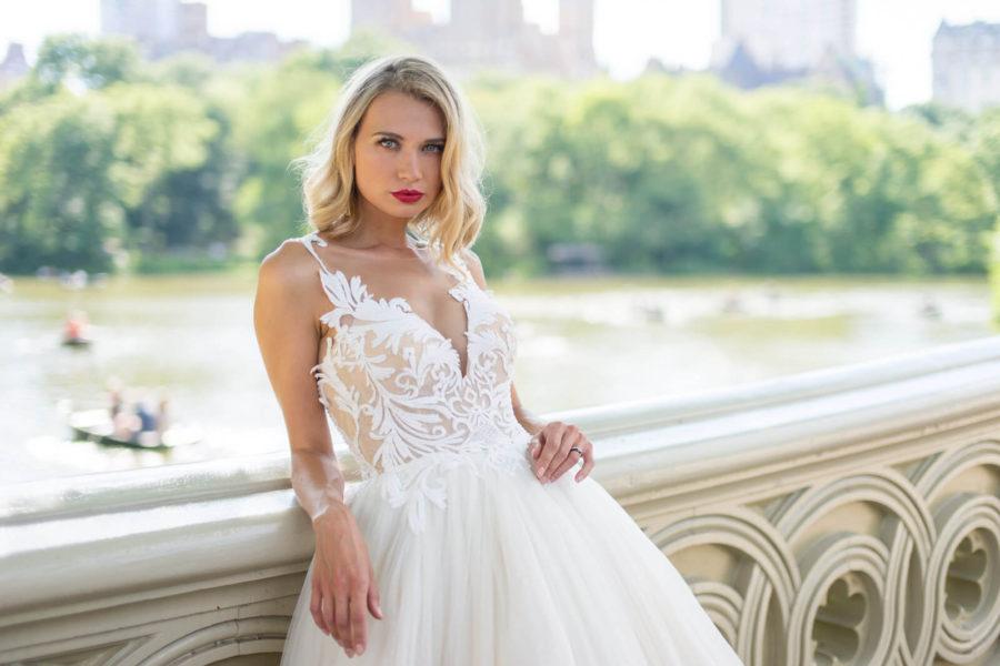 Yumi Katsura bridal in NYC