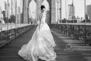 Yumi Katsura bridal shoot in NYC