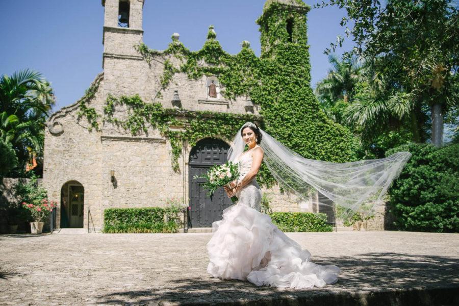 Plymouth Church Miami wedding