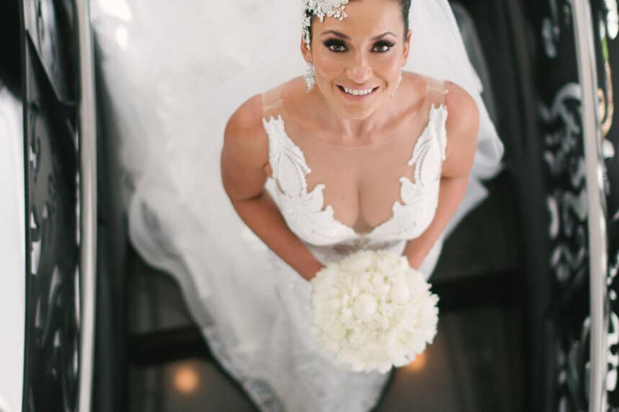 gorgeous Miami Beach Bride