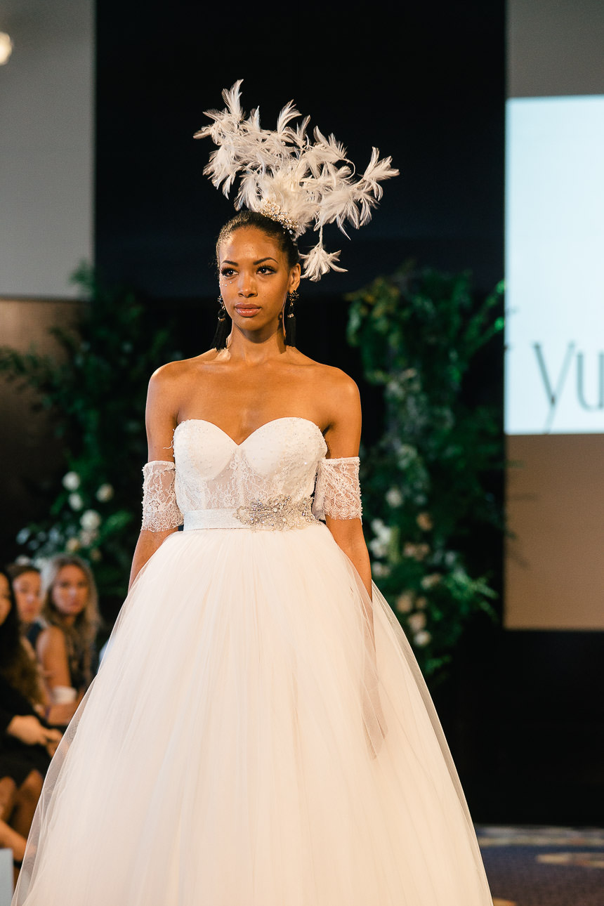 New York Bridal Fashion Week 2018