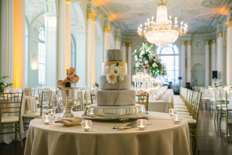 The Biltmore Ballrooms wedding