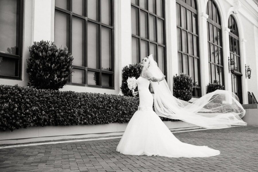 The Breakers Palm Beach wedding