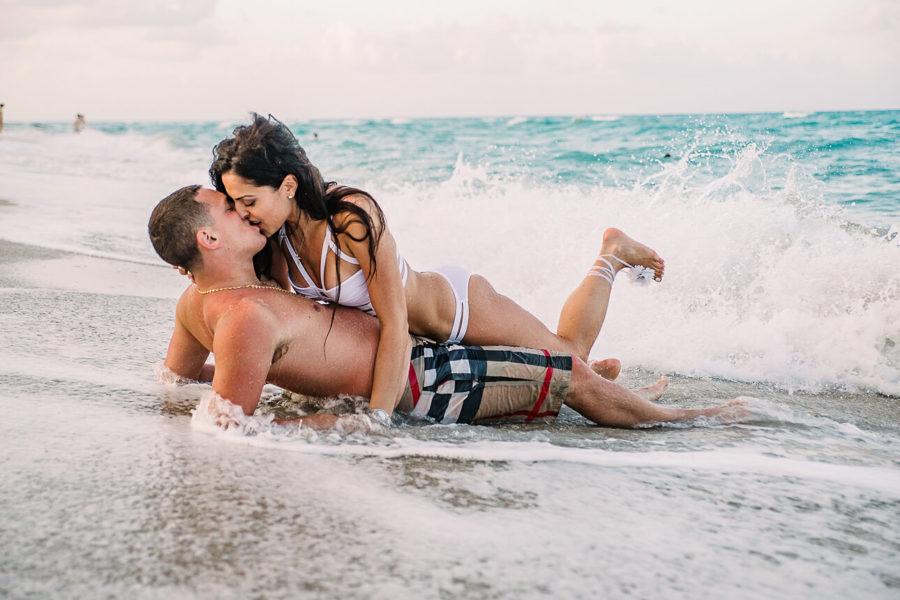 Miami Beach Engagement Session