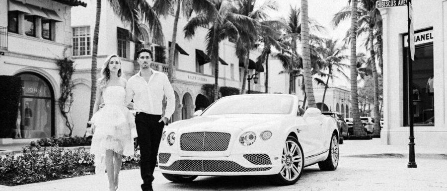 Luxury Elopement in Palm Beach