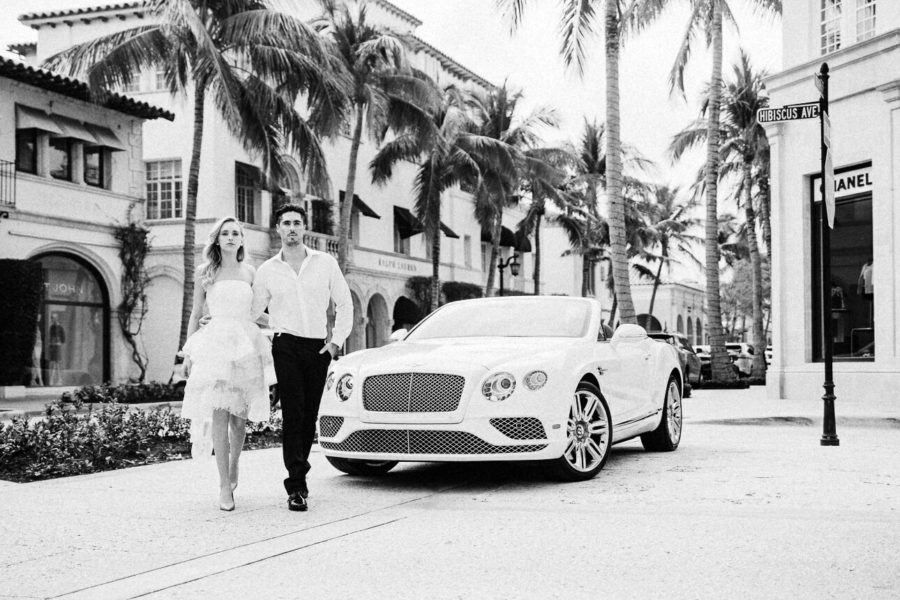 Luxury Elopement in Palm Beach