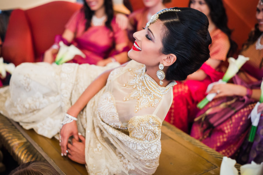 Meghana and Luis Miami Beach Resort and Spa Wedding
