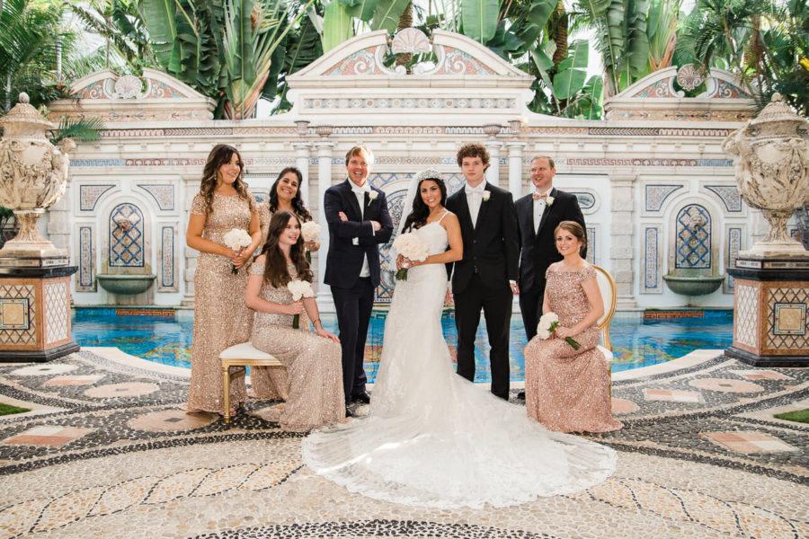Versace Mansion Wedding
