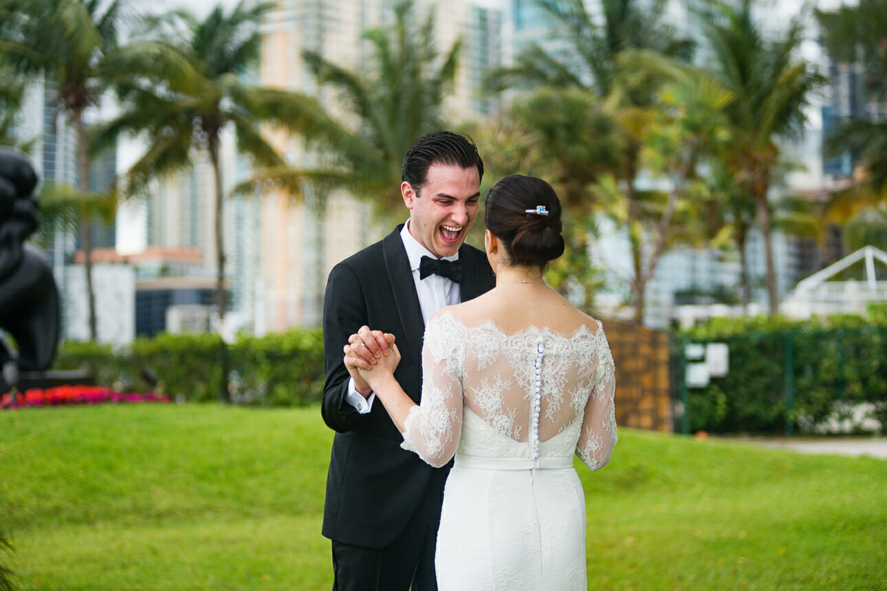 First look at Mandarin Oriental Miami wedding
