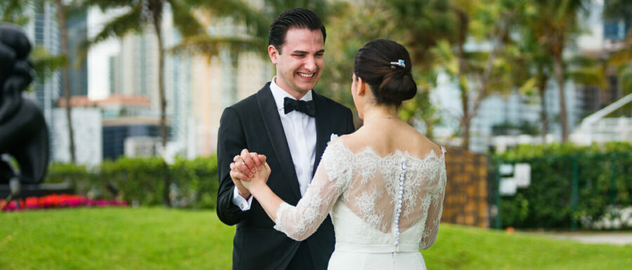 Mandarin Oriental Miami Wedding