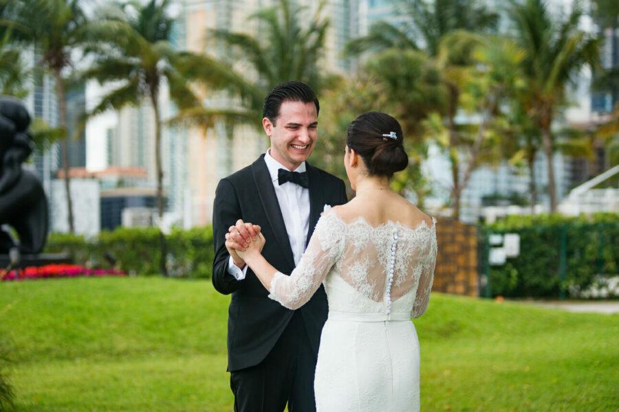 Mandarin Oriental Miami Wedding