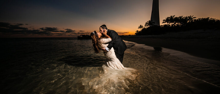 Miami Post Wedding Shoot for Shante and Sam