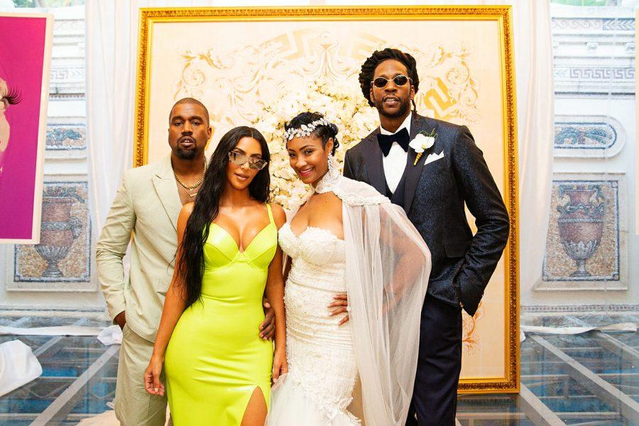 2Chainz celebrity wedding